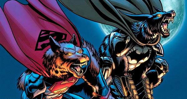 Los héroes de DC Cómics se disfrazan para Halloween: Llegan las Monsters Variant Cover