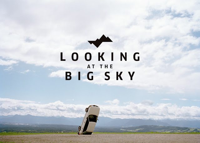 "Otvaranje izložbe ""Looking at the big sky"""