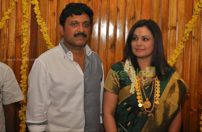 ganesh kumar second marriage with bindu menon