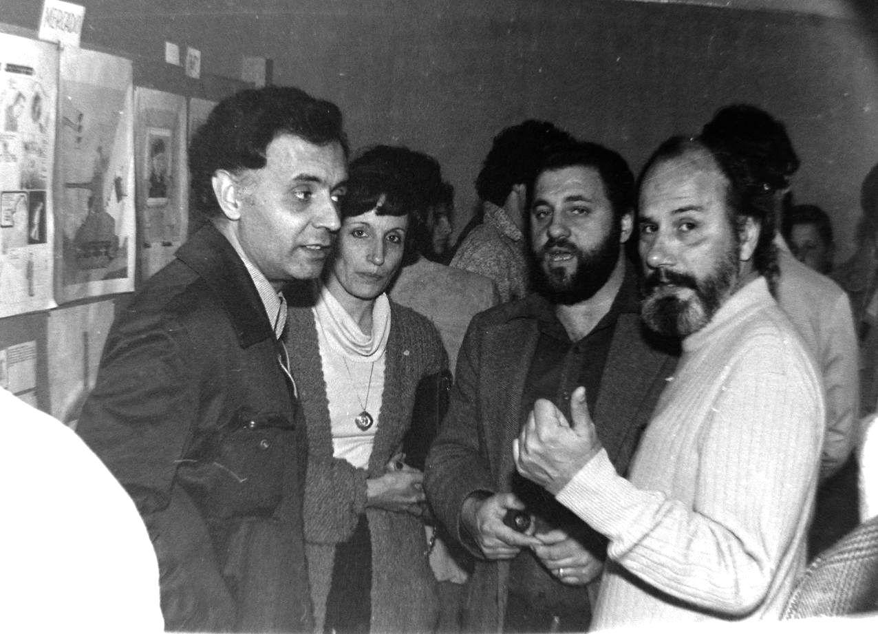 Archivo de Rubén Galusso