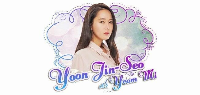 Yoon Jin Seo sebagai Yeom Mi