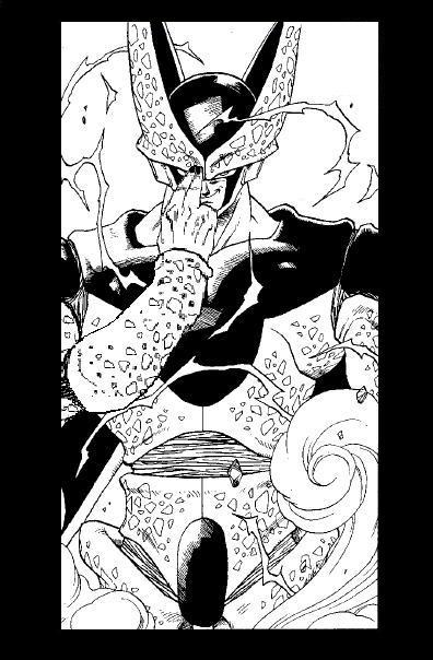 [Completo] Si Cell hubiese ganado... [Manga]