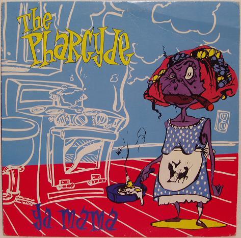 The Pharcyde – Ya Mama (VLS) (1992) (192 kbps)