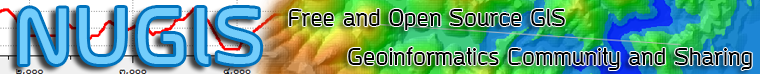 NUGIS :: Free and Open Source GIS // Geoinformatics Community and Sharing ::