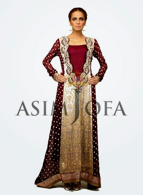 Asim Jofa Styles of Long Shirt Fashion