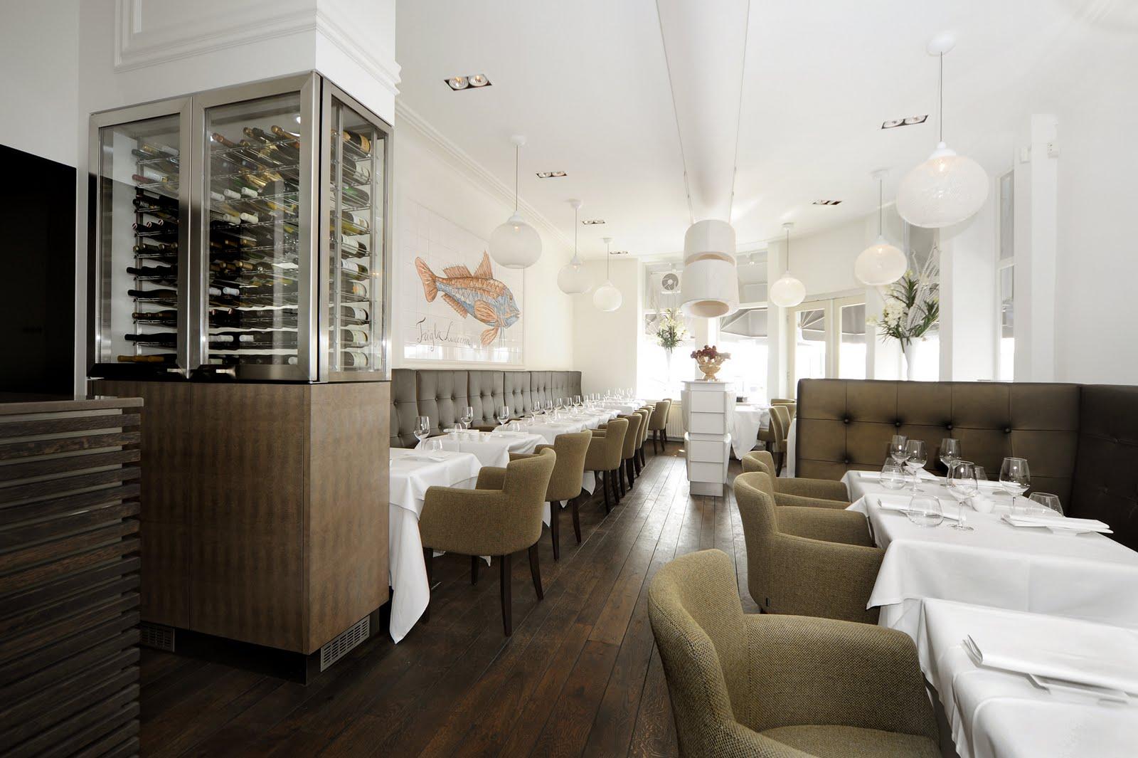 Gransjean wijnen en delicatessen restaurant zeezout rotterdam for Interieur restaurant