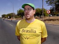 Pessoas se mobilizam para abertura da Copa ser em Brasília