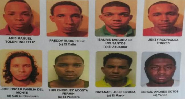 asesinato del  viceministro de Energía y Minas y su hijo en Cotuí