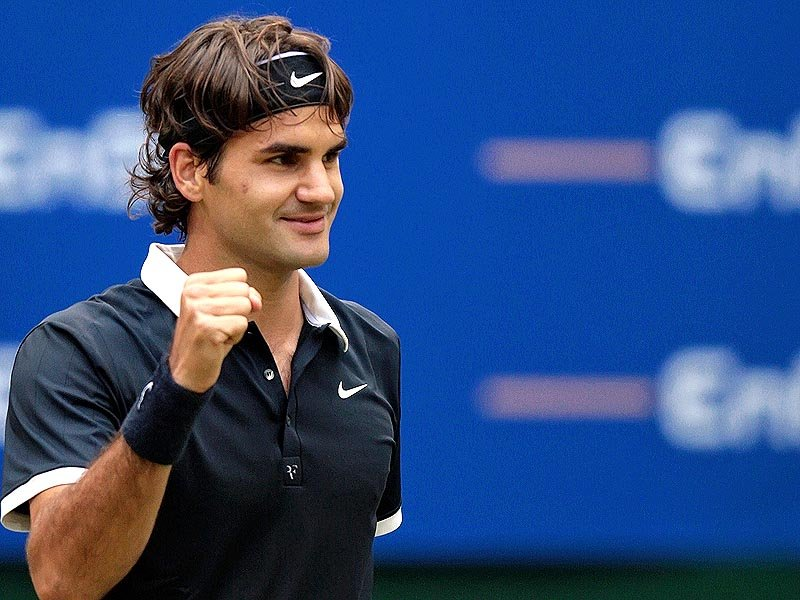 Roger Federer cumple hoy 31 años