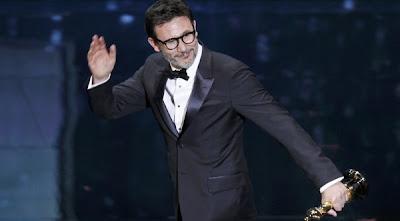 """Филмът на Мишел Азанависиюс """"Артистът"""" обра едни от най-престижните награди """"Оскар"""""""
