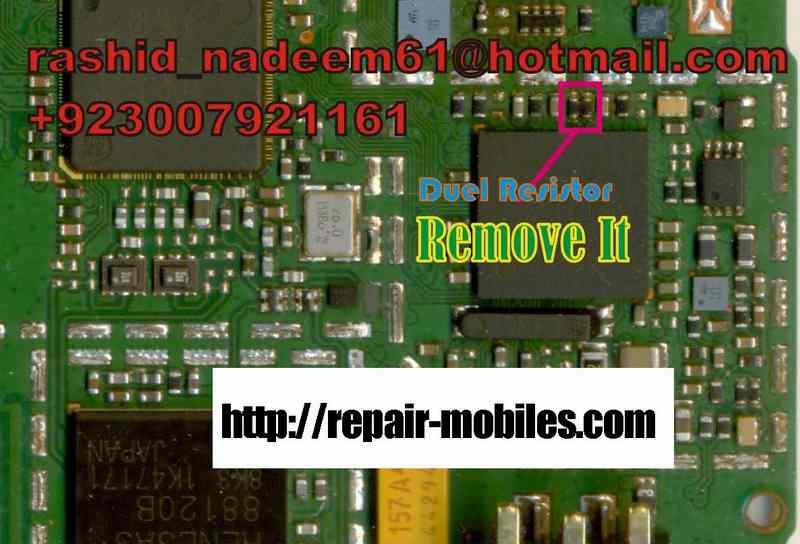 Nokia 1202 And Nokia 1203 Local Test Mode