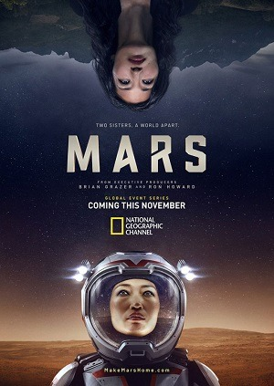 Mars - Marte 2ª Temporada Séries Torrent Download capa