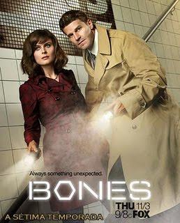 Bones - 7ª Temporada Completa - HDTV Legendado