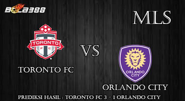 Agen Sbobet Terpercaya - Prediksi Toronto FC Vs Orlando City 06 Agustus 2015