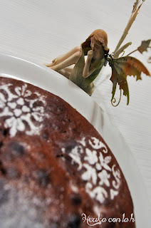 Herika con la h - Ricetta red velvet cake cioco velvet
