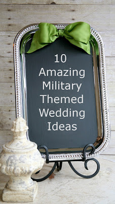 Awesome For Many More Amazing Military Themed Wedding Ideas, Check Out My Pinterest  Board. And There You Have A Happy Lilu0027 List Ofu2026