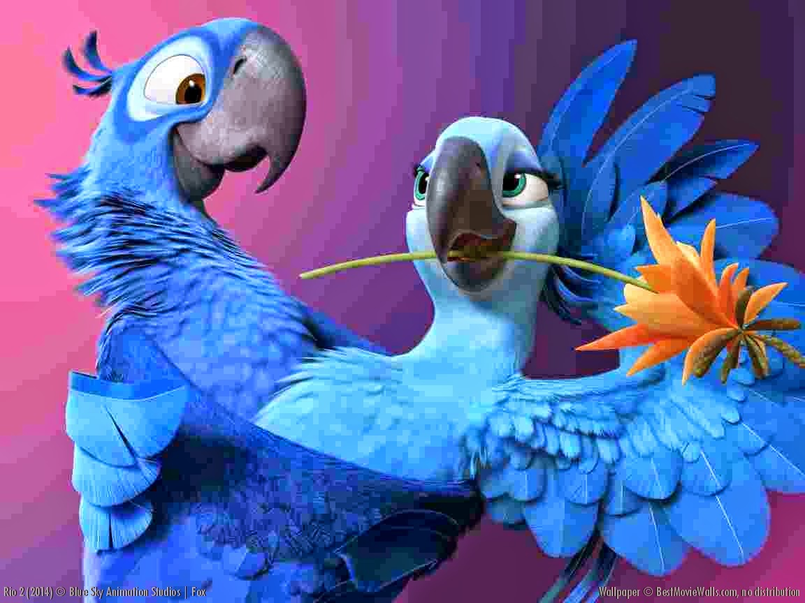 rio 2 (2014) movie hd wallpapers