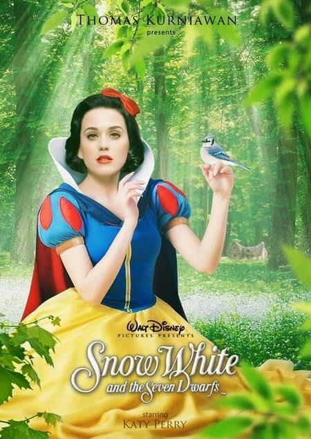 Snow White - Katy Perry