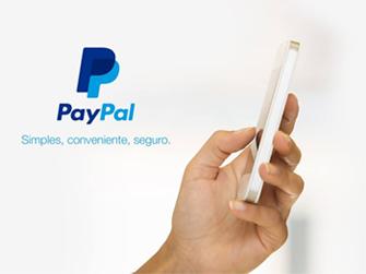 Resultado de imagem para logo PAYPAL BRASIL