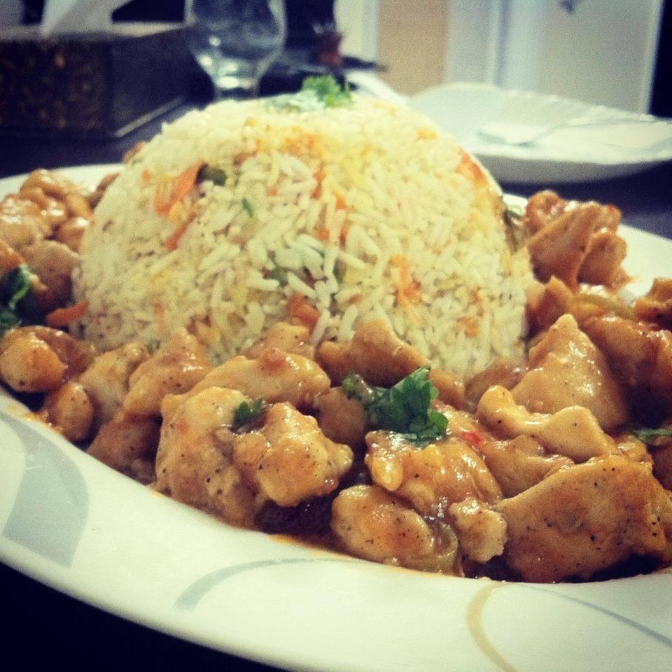 Pakistani kitchen chicken manchurian egg fried rice chicken manchurian egg fried rice manchurian recipe forumfinder Choice Image