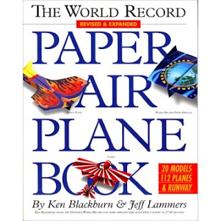 klutz book of paper airplanes instructions