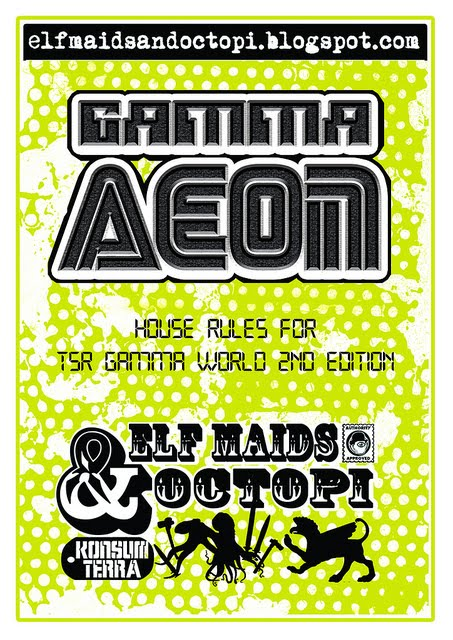 Gamma AEON Setting Book