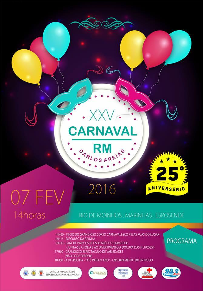 Carnaval RM 2016