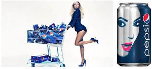 Beyonce testimonial della Pepsi
