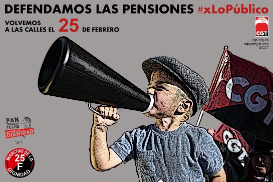 25F - Defendamos las pensiones