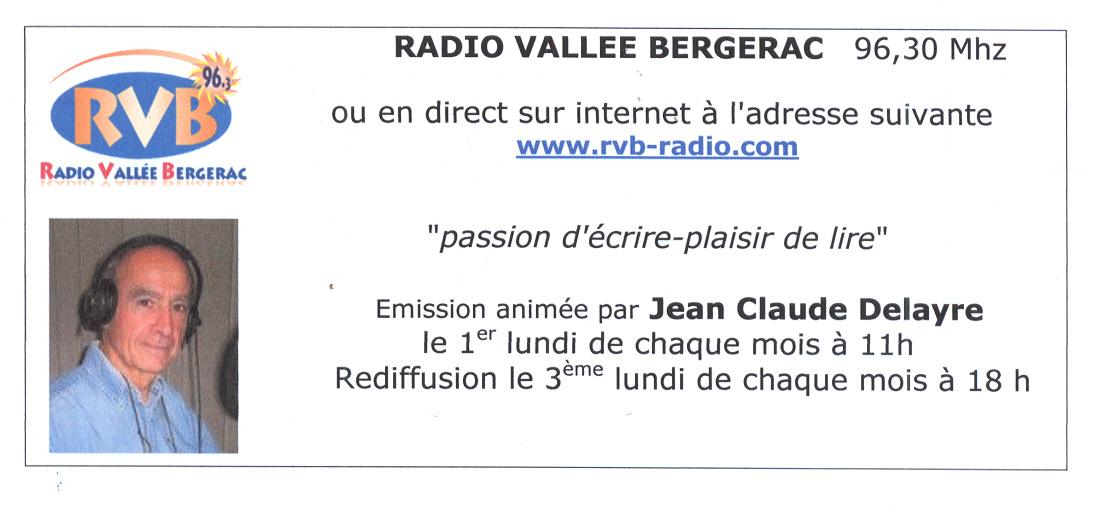 EMISSION DE RADIO