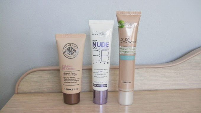 bb creams review swatch comparison