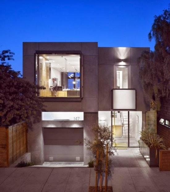 Fachadas de casas peque as fotos e im genes de casas for Diseno de fachadas minimalistas