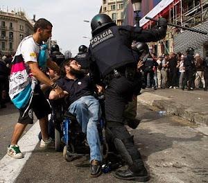 Así se atiende en España  Las demandas de un Hombre con discapacidad