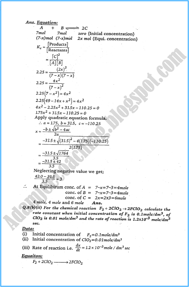 xi-chemistry-numericals-solve-past-year-paper-2008
