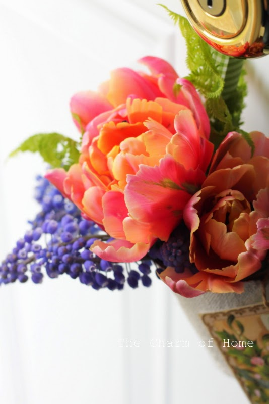 May Day Basket: The Charm of Home