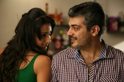 Ajith's 50th Film Mangatha stills