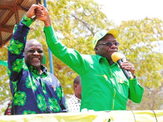Hili ndilo Baraza Jipya la Mawaziri la Rais Mteuliwa John Pombe Magufuli