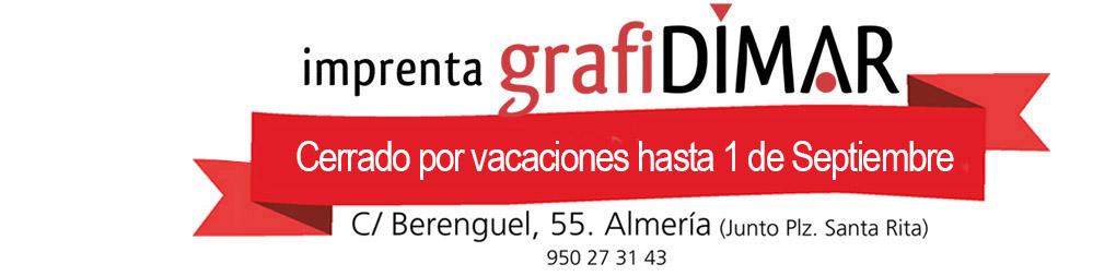 imprenta grafidimar  Almería