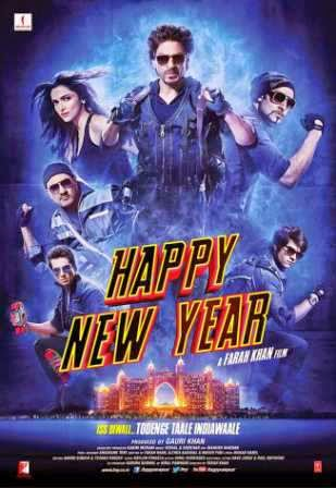 Happy New Year (2014) Hindi movie