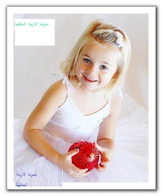 صور اطفال بنات2014