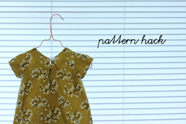 patternhack1 Newborn Sewing Patterns