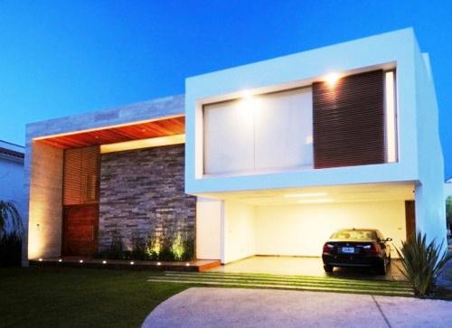 Arquitetura sem mist rio 57 casas modernas for Arquitectura de casas modernas planos