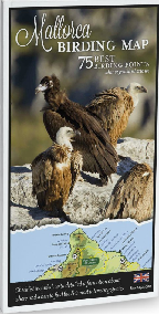 Majorca Birding Map