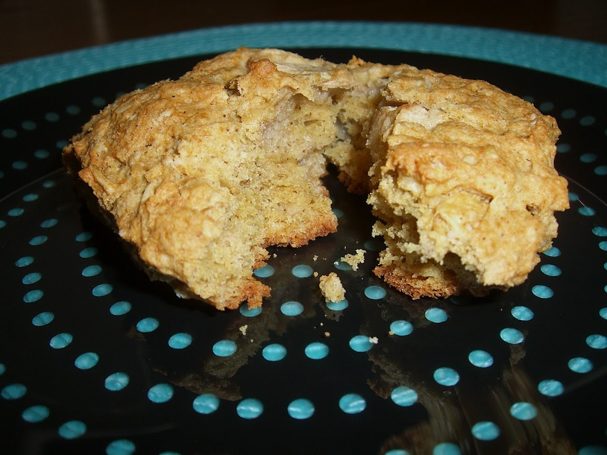 Apple Oat Scones and Martha Stewart