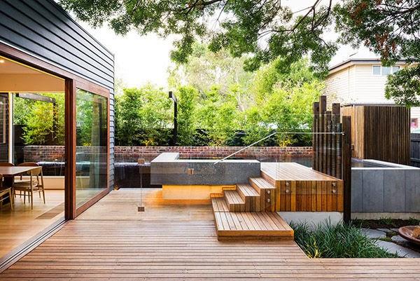 wooden floors for outdoor garden | Vietnam Outdoor Furniture