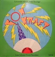 Tonkraft 1977-1978: Levande musik från Sverige (1980), recopilatorio de música progg del programa radiofónico de la Sverige Radio