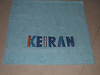 Keiran's Towel
