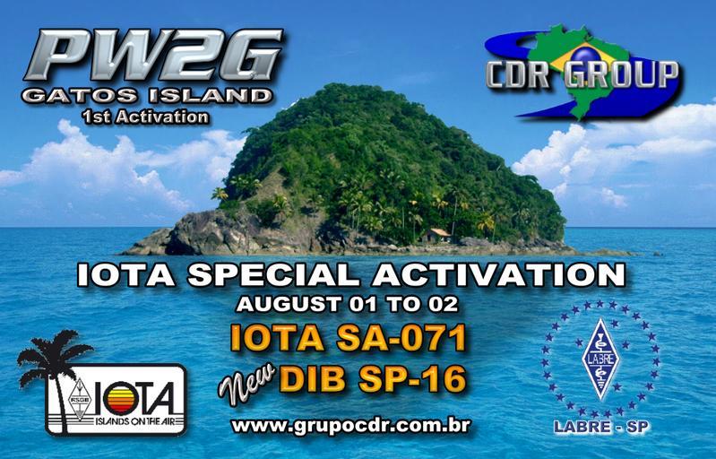 PW2G - GATOS ISLAND