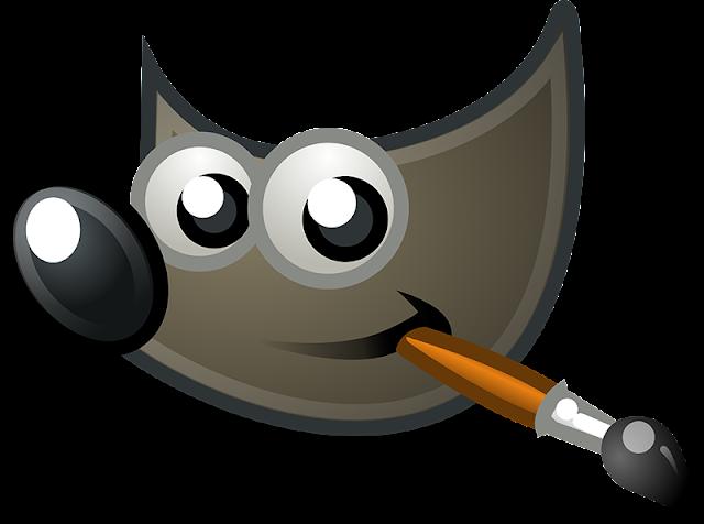 برنامج تزيين الصور GIMP