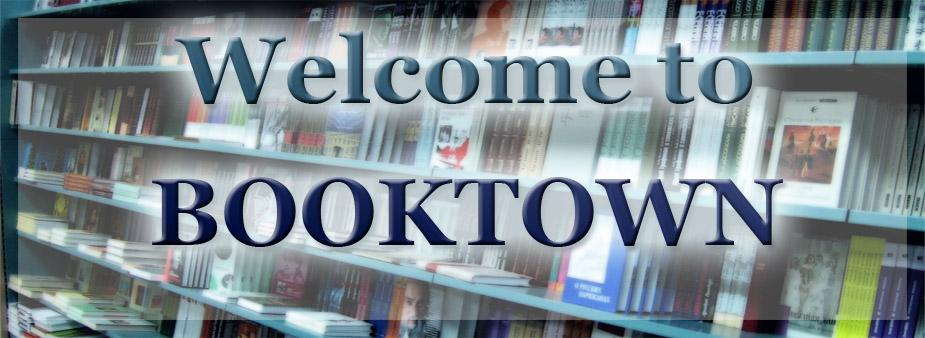 Book Town Blog